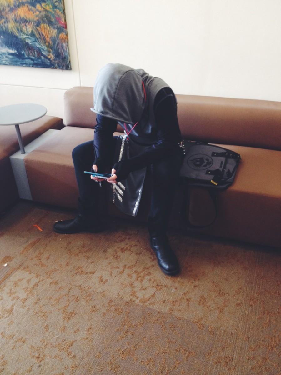 Assasin's Creed, taking a DS break