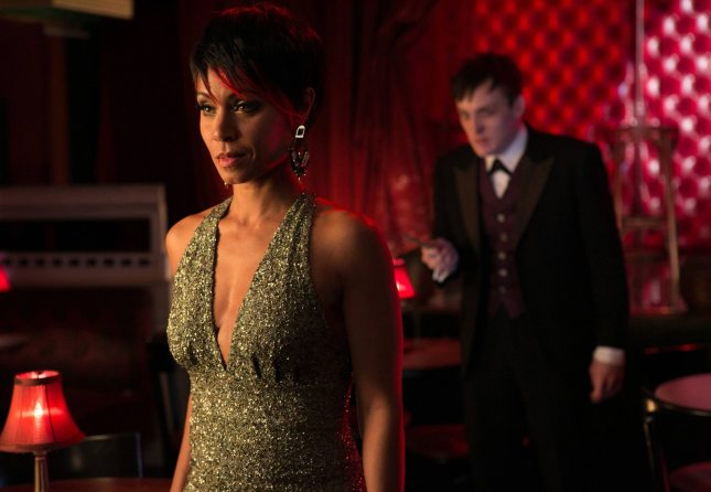A battle is brewing between Fish Mooney and Oswald Cobblepot