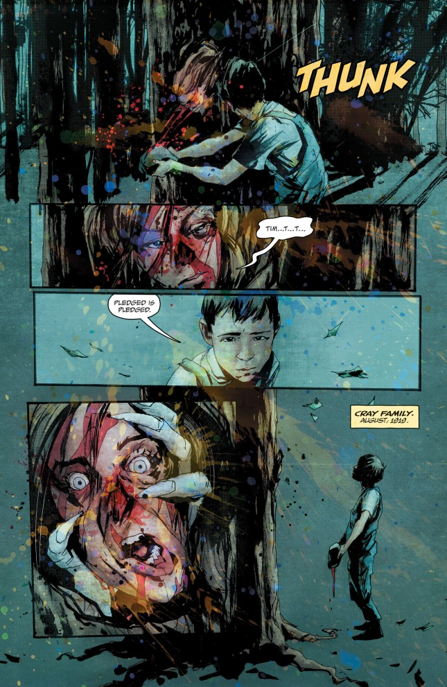 Wytches 001-006