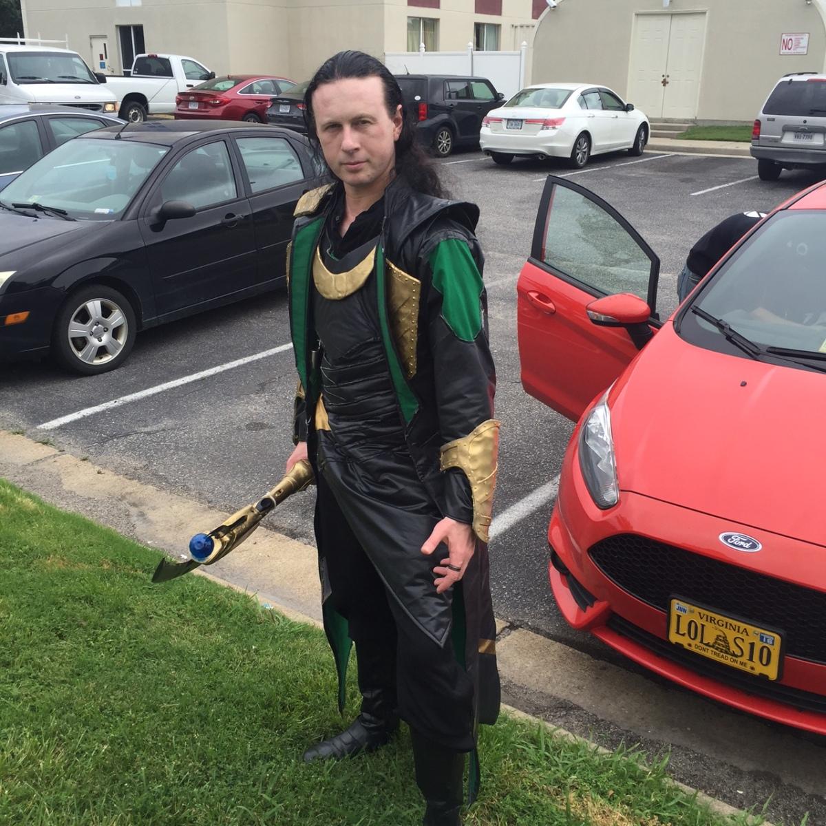 Loki God of Mischief, Teller of Lies and Stories